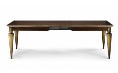 Стол из массива Модена раздвижной