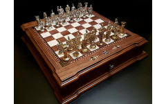 Шахматы подарочные