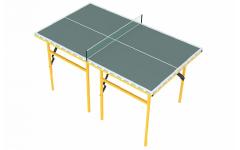Теннисный стол Турнирный с сеткой