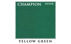 Сукно Champion Silver 195см Yellow Green