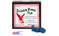 Наклейка для кия Silver King ø12мм 1шт.