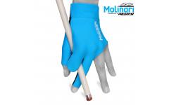 Перчатка Molinari голубая безразмерная