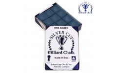 Мел Silver Cup Royal Blue 12шт.